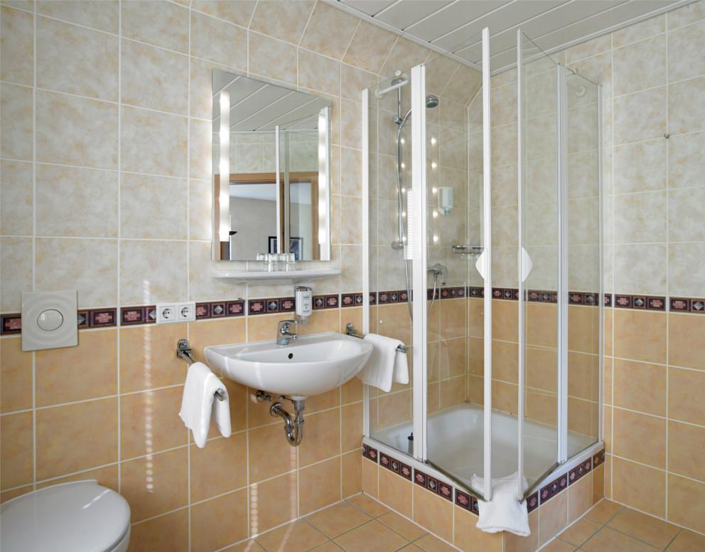 Hotel Griepshop::Badezimmer Suite