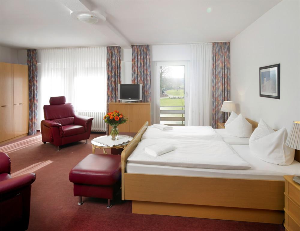 Hotel Griepshop:: Doppelzimmer Komfort