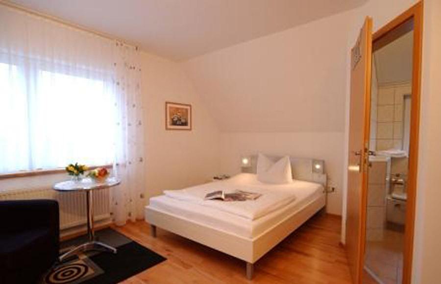 The One Hotel::Einzelzimmer